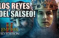 Guerra medieval en directo! | Age of empires II