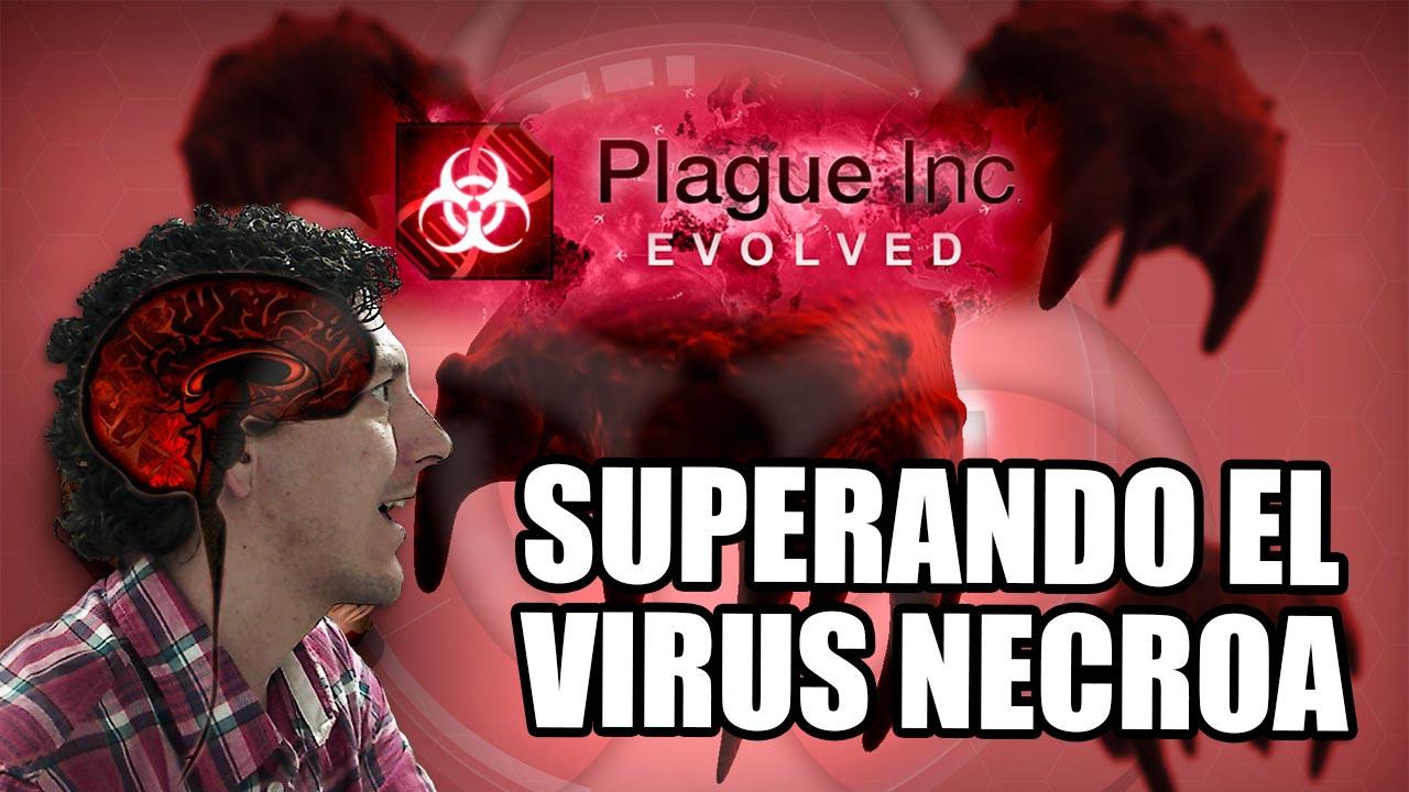 Virus necroa   Plague Inc Evolved